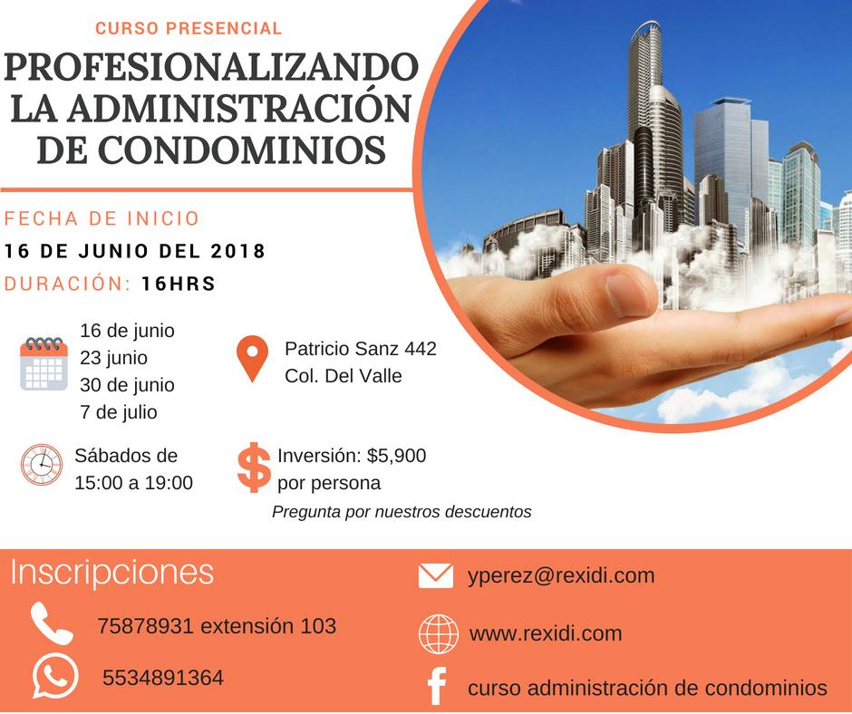 PROFESIONALIZANDO LA ADMINISTRACIÓN DE CONDOMINIOS (1)